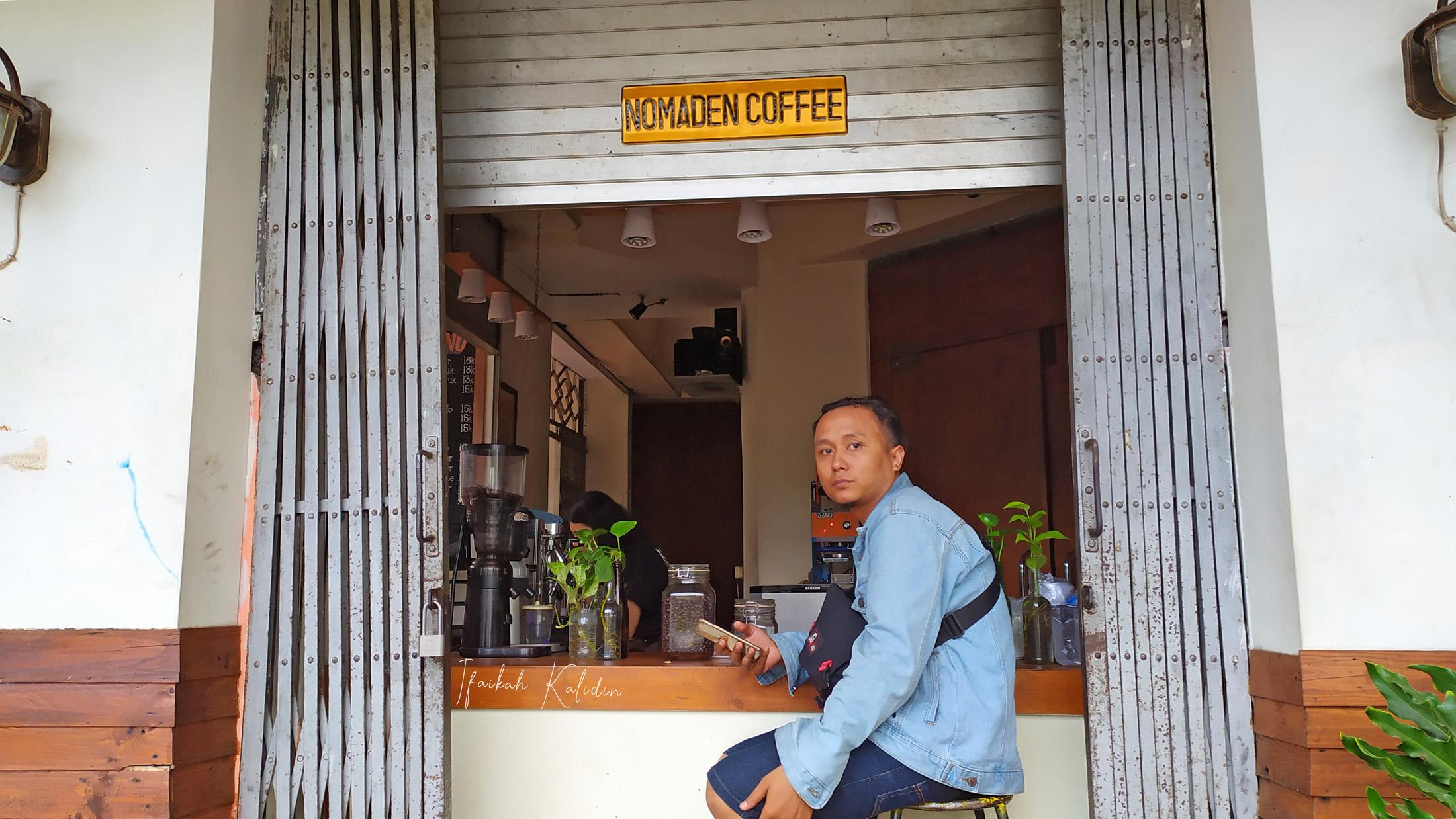 nomaden coffee